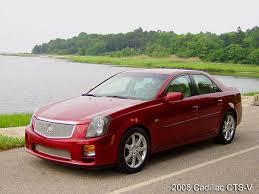 cadillac cts v mpg 2005 cadillac cts v road test carparts com