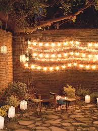 geri hirschs backyard birthday dinner 30th loversiq