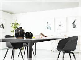 Esszimmerst Le Schwarz Leder Esszimmerstühle Modernes Design Schwarz Mxpweb Com