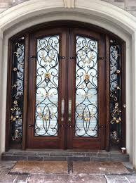 Home Design For Outside Wrought Iron Doors Design For Exterior Door Whomestudio Com