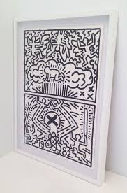 129 best haring images on pinterest keith haring pop art and poster for nuclear disarmament keith haring robert fontaine gallery you can see more