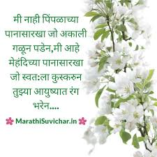 wedding quotes marathi marathi suvichar marathi quotes मर ठ स व च र