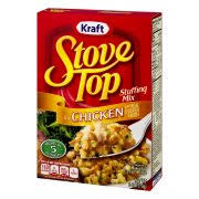 stove top dressing kraft stove top mix chicken 6 0 oz walmart