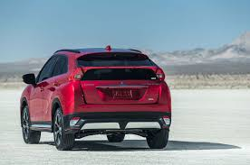 old mitsubishi eclipse 2018 mitsubishi eclipse cross brings back legend in crossover form
