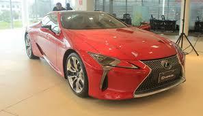 lexus lc 500h precio perfección en cuatro ruedas