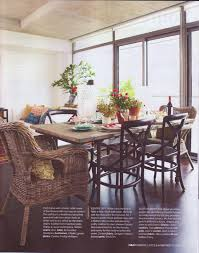 Rattan Kitchen Furniture Chair Best 20 Wicker Dining Chairs Ideas On Pinterest Eat In