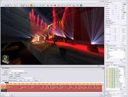 stage lighting design cad software