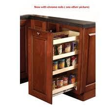 Kitchen Cabinet Spice Rack Slide 19 Best Our Products Slide Out Shelves Llc Images On Pinterest
