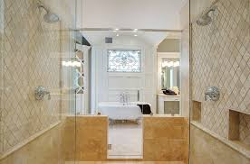 Natural Stone Bathroom Tile Travertine Characteristics And Benefits Of Natural Stone Home