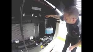 checking rv fluids youtube
