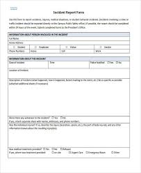 hospital incident report sample pacq co