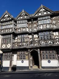 one of the most attractive and historic features of the ludlow