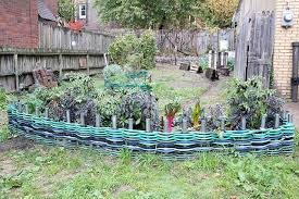 Garden Barrier Ideas 20 Awesome Ideas For Garden Edges That Add New Character To Your