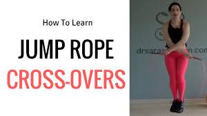 Arm Cross - how to do jump arm cross overs