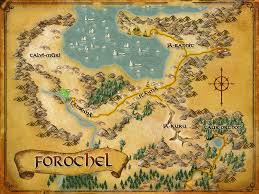 Lord Of The Rings World Map by Image Forochel Map Jpg Lord Of The Rings Online Wiki Fandom