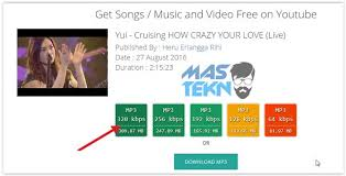 cara download mp3 dari youtube di pc 2 cara download lagu mp3 youtube tanpa aplikasi 100 berhasil