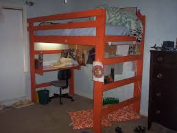 free loft bed plans twin bed plans diy u0026 blueprints
