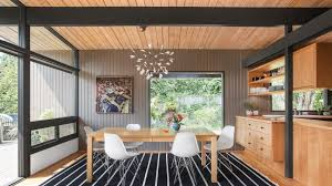 modern mid century mid century home in seattle undergoes sensitive restoration by shed