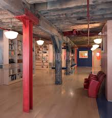 Easy Basement Ceiling Ideas by Diy Basement Design Ideas Urban Loft Remodeling Style