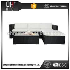 Cheap Outdoor Rattan Furniture by Manufacturer Cheap Outdoor Poly Rattan Furniture Garden Sofa Set