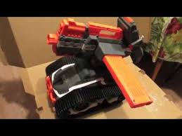 nerf remote control tank unboxing the nerf terrascout n strike elite rc drone
