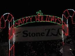 zoo lights stoneham coupons holiday tradition returns to stone zoo with a quarter million lights