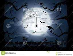 scary halloween photo background scary halloween night stock image image 26718091