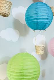 hot air balloon decorations hot air balloon decorations pretty handy girl
