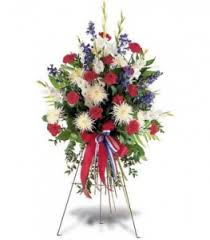 floral spray gray s florist watchung bridgewater nj funeral sympathy