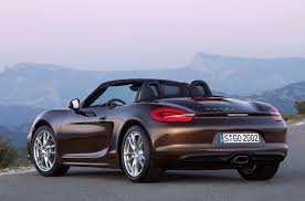Porsche Boxster Base - porsche boxster arrives in uk showrooms