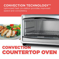 Toaster Ovens Reviews Consumer Reports Amazon Com Black Decker To1675b 6 Slice Convection Countertop
