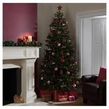 christmas tree no lights buy festive 8ft pre lit colorado spruce christmas tree with warm
