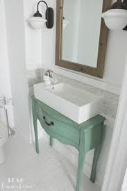 small bathroom sink with builtin storage compact vanities for