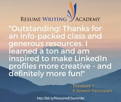 Resume Writing Class Resume Writing Academy Home