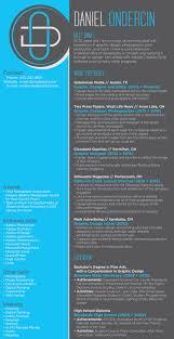 best resume layout 2013 movies resume daniel ondercin s portfolio