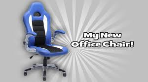 my office chair youtube