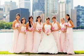 bridesmaids dresses same color different styles gallery