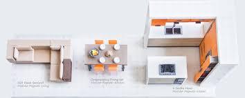 modular magnetic u2013 3d printer friendly construction toy playset