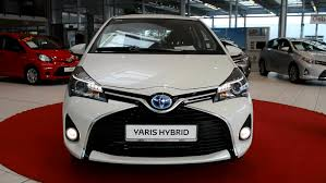 new toyota vehicles 2015 new toyota yaris hybrid youtube