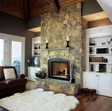 wood burning wall 100 fireplace design ideas for a warm home during winter