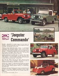 kaiser jeep wagoneer kaiser 1970 jeep sales brochure