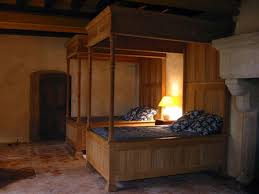 Medieval Bedroom by The Medieval House The Medieval Castle In France