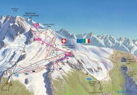 Montana Ski Resorts Map by Map Of Montana Ski Resorts Travel Pictures