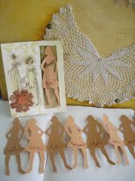 Ask Bridesmaids Cards The Artist Bride Handmade Cards And Bridesmaid Paper Dolls