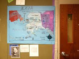 World Map Bulletin Board by It U0027s Iditarod Time Mrs Hamman U0027s Class Blog