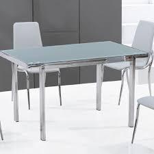 table cuisine verre table de cuisine en verre idée de modèle de cuisine