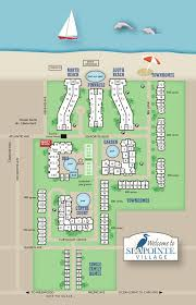 Map Of Wildwood Nj Rentals Seapointe Village Realty