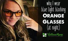 blue light filter goggles why you should wear blue light blocking glasses at night wellness mama
