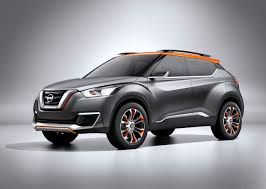 nissan rio nissan to show kicks concept cuv at upcoming sao paulo show