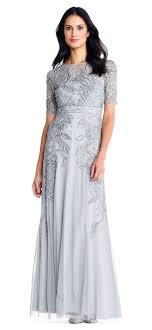 light blue bridesmaid dresses light blue bridesmaid dresses gowns papell